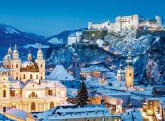 Enchanting Christmas & New Year\'s Cruise - Passau to Budapest Tour