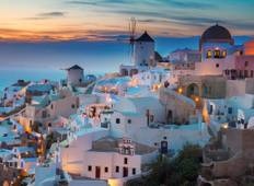 Athens to Santorini Tour