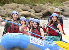 White Water Rafting Class 2/3 Balsa River Tour