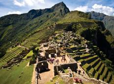 Inca Trail & Amazon Tour