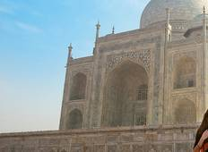 Taj Mahal Extension (Comfort) Tour