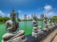Colombo, Caves & Kandy - 8 days Tour