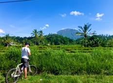 Bali Mountain Biking Adventure Tour