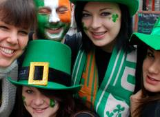 St Patrick\'s Day Hostel Tour