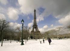 European Discovery (End London, Winter, 12 Days) Tour