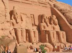 Nile Jewel 9 Days, 5* Nile Cruise & The Red Sea Tour
