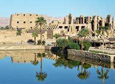 Egypt Explorer - Felucca cruise & Red Sea Tour