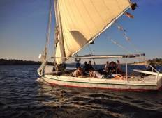 Nile Adventure 9 Day. Felucca Cruise & The Red Sea Tour