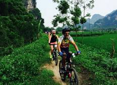 Full day Hanoi to Tam Coc by Bike Tour