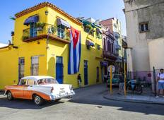 Cuban Rhythms: Rum & Fun Tour