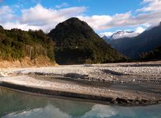 New Zealand: South Island Encompassed Tour