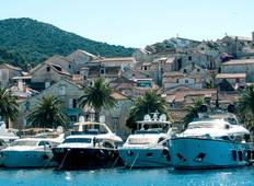 Sailing Croatia - Dubrovnik to Split Tour