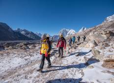 Everest Teahouse Trek Tour