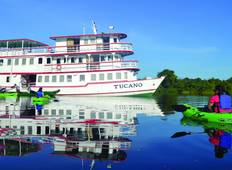 Cruise To The Heart Of The Amazon Tour