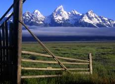 Yellowstone, Ranch And Tetons Tour