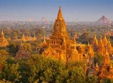 South East Asia between Kunming and Yangon via Myanmar Tour