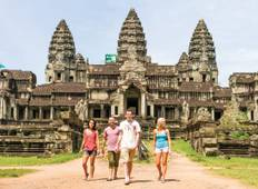 Asian Adventure (from Bangkok to Siem Reap) Tour