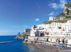 Sail Italy - Procida to Amalfi Tour