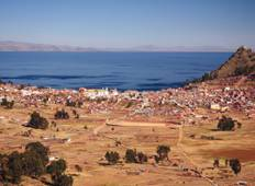 Island of the Sun Lake Titicaca Tour