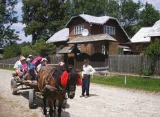 Monasteries and Villages of Romania Tour