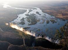 Kruger and Victoria Falls Accommodated (7 destinations) Tour