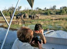 Okavango Wilderness Trail Accommodated (9 destinations) Tour