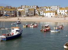 South West Coastal Path: Padstow to St Ives Tour