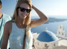 London To Athens Plus Mykonos & Santorini Island Escape 8 Days (28 Days) Tour