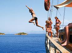Turkish Sailing (8 Days) Tour