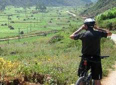 Mountain Biking in Vietnam\'s Northwest Tour