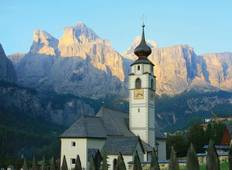 Walking in the Dolomites Tour