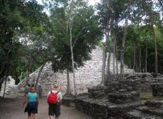 Coba and Maya Encounter Adventure Tour