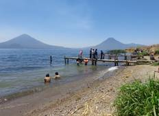 Lake Atitlan & Chichicastenango Tour