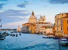 The Best of Italy & France with London Tour