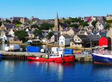 Scottish Highlands & Islands Tour