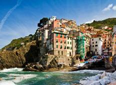 Northern Italy's Highlights & Cinque Terre with Lake Maggiore (from Milan to Lake Maggiore) Tour