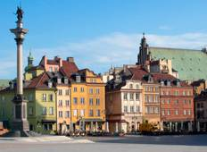 Poland, East Germany & World War II (from Warsaw to Munich) Tour