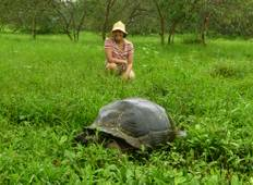 8-Day Galapagos Land Tour Visiting 4 Islands Tour
