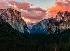 Yosemite Escape Camping - 3 Days Tour