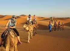 Sahara Adventure 2018/19 (Marrakech) Tour