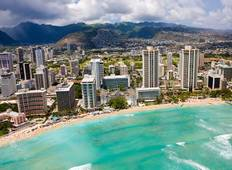 Cruising Hawaii\'s Paradise with Sheraton Waikiki Tour