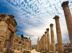 Wonders of Jordan Tour