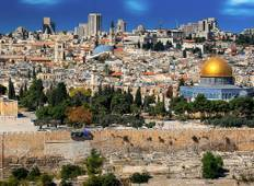 Journey Through the Holy Land - Faith-Based Travel Tour