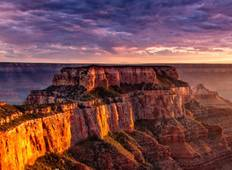 National Parks & Canyon Country with Denver Start and Little Bighorn Tour