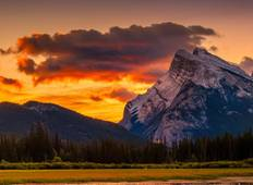 Heart of the Canadian Rockies 2018 (from Calgary to Vancouver) Tour