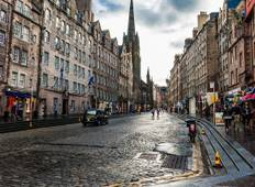 3 Nights London & 3 Nights Edinburgh Tour