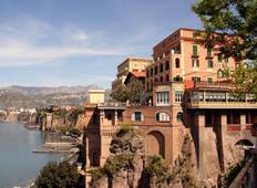 3 Nights Rome & 3 Nights Sorrento Tour