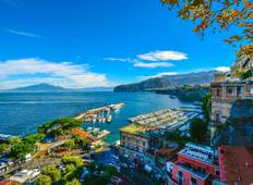 3 Nights Sorrento & 3 Nights Rome Tour
