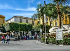3 Nights Sorrento, 3 Nights Rome, 3 Nights Florence & 3 Nights Venice Tour