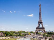 3 Nights Paris, 2 Nights Aix-en-Provence & 2 Nights Nice Tour